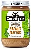 Once Again Organic Creamy Peanut Butter - 16 oz