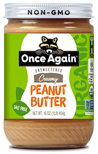 Once Again Organic Smooth Peanut ButterOnce Again Organic Smooth Peanut Butter