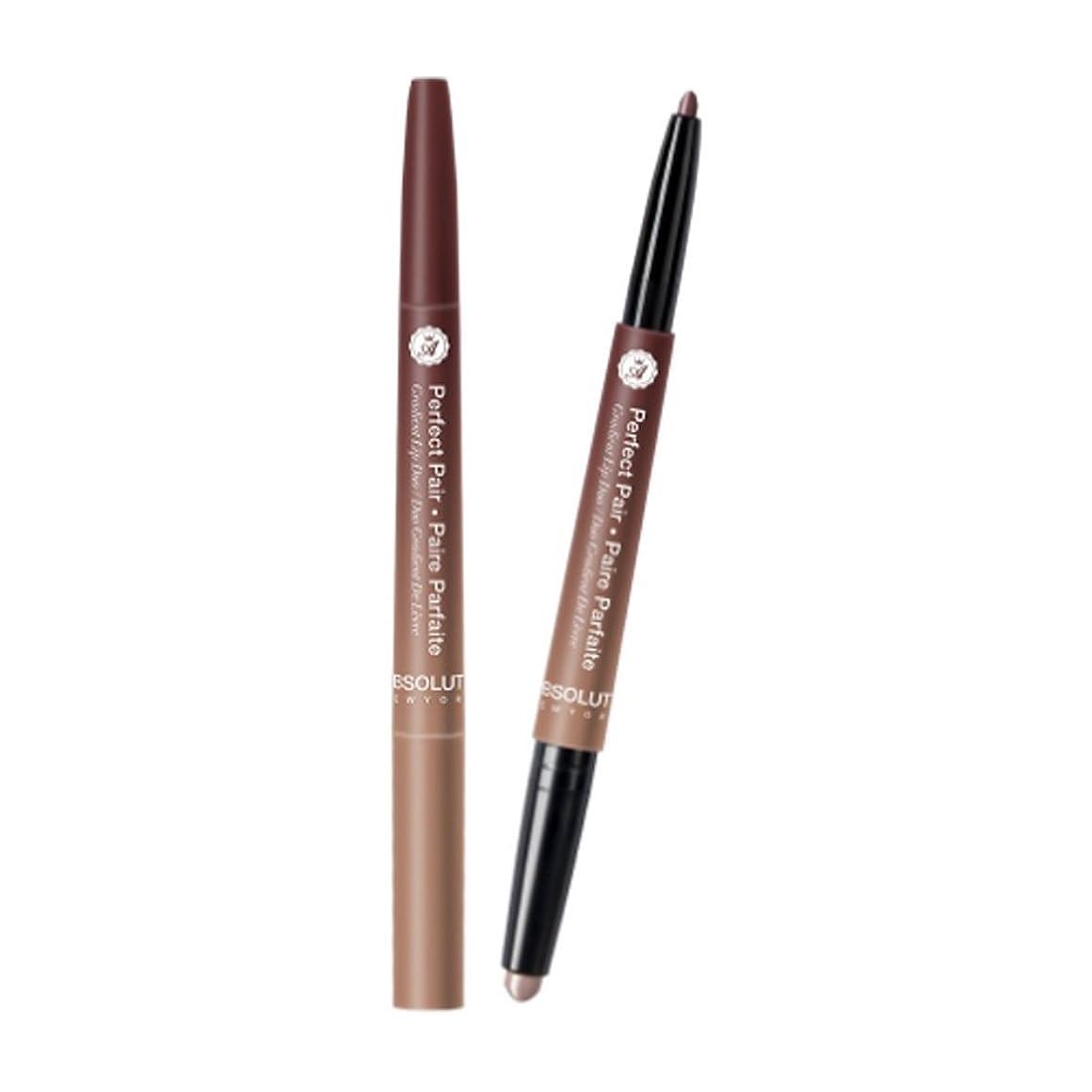 刺繍投資ネックレスABSOLUTE Perfect Pair Lip Duo - Sugar & Spice (並行輸入品)
