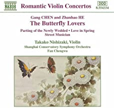 The Butterfly Lovers Violin Concerto