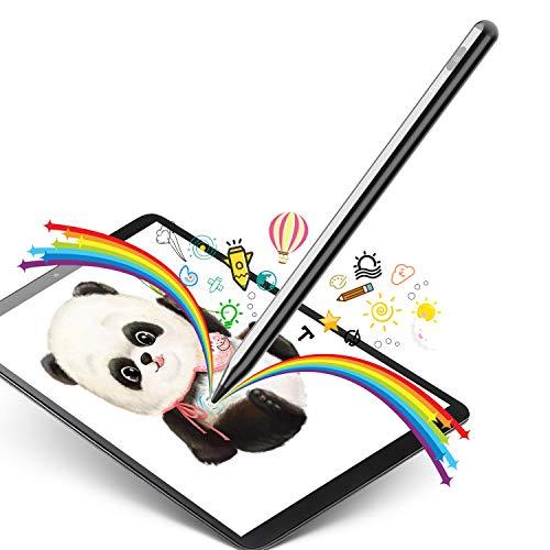 Selvim Stylus Pen, Lápiz para iPad 2018 2019 2020, Pencil para Tablet con Rechazo de Palma, Preciso Bolígrafo Digital para Dibujar, Tomar Notas por iPad Mini, iPad Air, iPad Pro