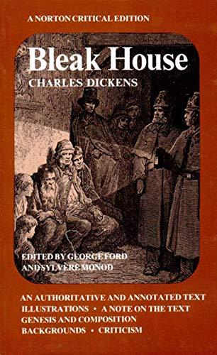Bleak House (First Edition) (Norton Critical Editions)