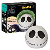 Chia Pet The Nightmare Before Christmas- Jack Skellington with Seed Pack, Decorative Pottery Planter, Easy to Do and Fun to Grow, Novelty Gift, Perfect for Any Occasion