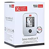 boso medicus X - Bestes Oberarm-Blutdruckmessgerät Stiftung Warentest 5/2016, 11/2018 und 9/2020