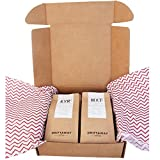 Driftaway Coffee - Gourmet Coffee Sampler, Whole Beans , Coffee gifts, Fresh, Single Origin Coffee - 4 Pounds