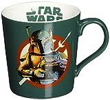 Vandor Star Wars Boba Fett Ceramic Mug, 12-Ounce, Multicolored