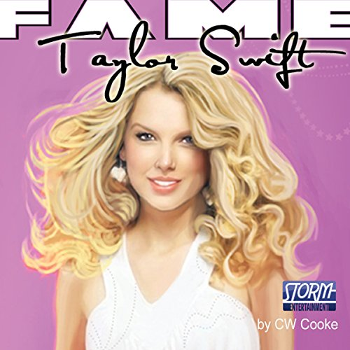 FAME: Taylor Swift audiobook cover art