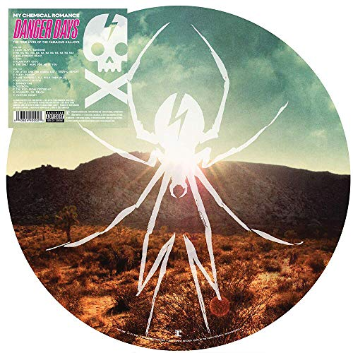 Danger Days: The True Lives Of The Fabulous Killjoys (Picture Disc) [Vinilo]