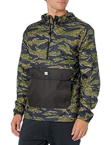 DC Men's SEDGEFIELD Packable Jacket, S1 20 Camo, XXL