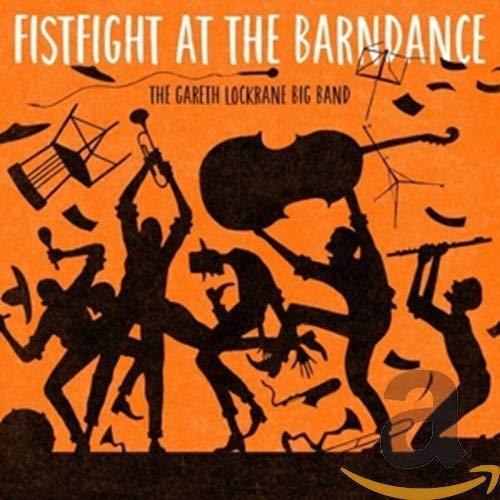 Gareth -Big Ban Lockrane - Fist Fight At The Barn..