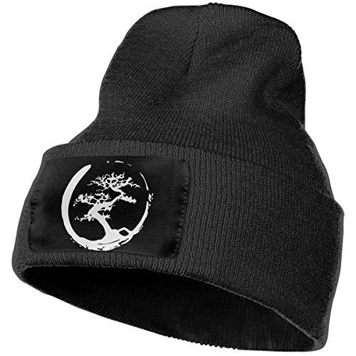 Black Skull Beanie Knit Hat Cap Head Cap Mens and Womens% Acrylic Knitting Hat Cap, Irish Hooligan Cute Skull Beanie
