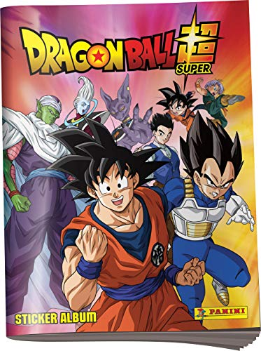 Dragon Ball Super- Dran Ball Super album (Panini 2603-009) , color/modelo surtido