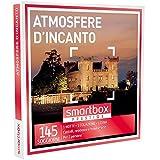 Smartbox - Atmosfere D'Incanto - 145 Soggiorni Con Gusto In Castelli, Hotel 4* e 5*, Dimore Raffinate, Cofanetto Regalo