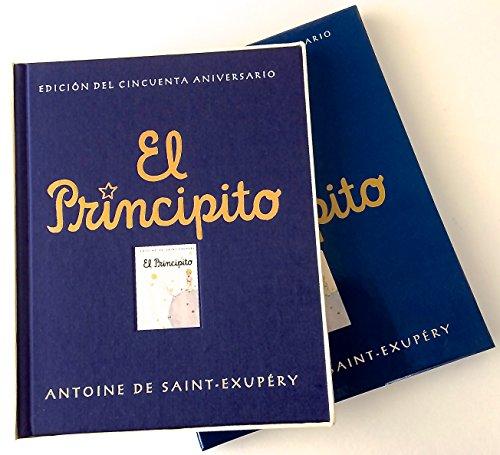 EL PRINCIPITO-EDICIÓN ESPECIAL CINCUENTA ANIVERSARIO