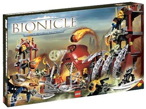 LEGO Bionicle 8759 - Batalla de Metru NUI
