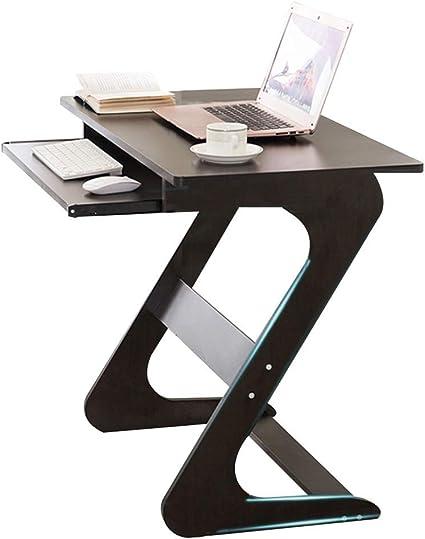Escritorio para Laptop Mesa De Ordenador con Teclado ...