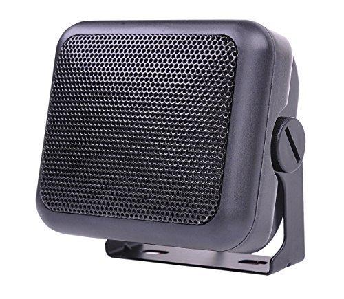 Sunker CDM250 CB Lautsprecher KFZ Car Sound Externe CB Kompakt Lautsprecher 5 Watt