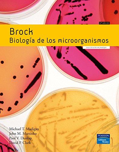 Brock, biología de los microorganismos: Biología  de los microorganismos