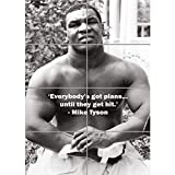 MIKE TYSON BOXING LEGEND NEW GIANT WALL ART PRINT PICTURE