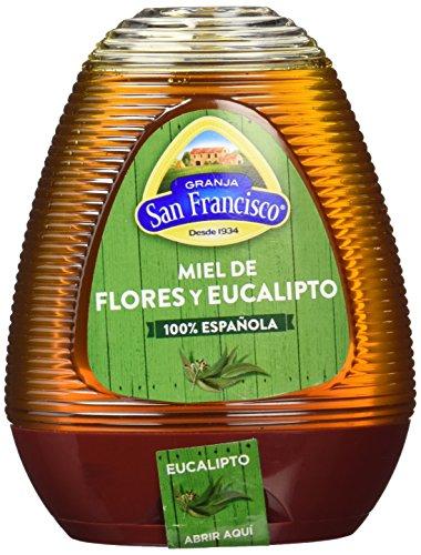 San Francisco Miel de Eucalipto - 350 gr - , Pack de 6