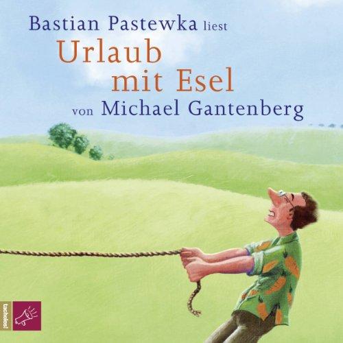 Urlaub mit Esel audiobook cover art