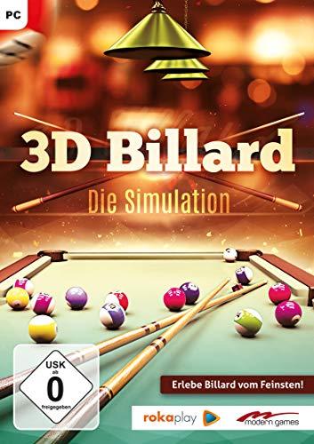 3D Billard - Die Simulation (PC)