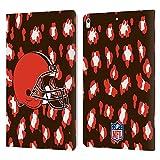 Head Case Designs sous Licence Officielle NFL Empreinte d'animal léopard Cleveland Brown Art Coque...