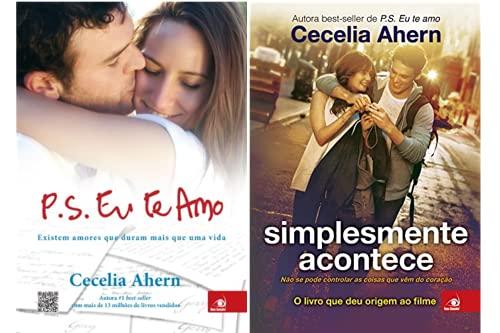 P.S Eu Te Amo + Simplesmente Acontece - Coleção Cecelia Ahern (Autora Best-seller)