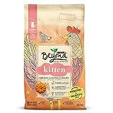 Purina Beyond High Protein, Natural Kitten Food, Kitten Chicken & Oatmeal Recipe - 3 lb. Bag