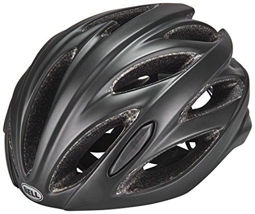 Bell Unisex - Casco de Bicicleta Overdrive para Adultos, Color Negro Mate, Talla S