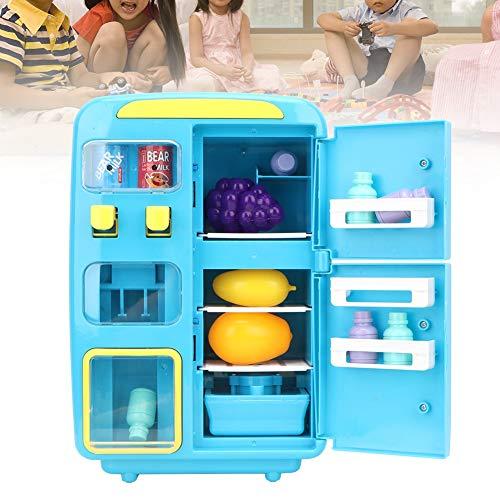 refrigerador juguete cocina de la marca Bicaquu