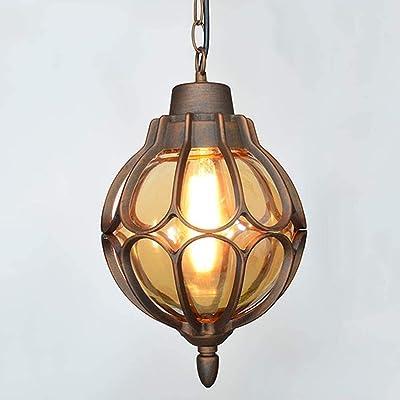 Luces colgantes impermeables for exteriores - Patio jardín Luces ...