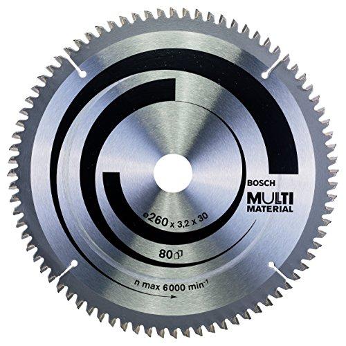 Bosch 2 608 641 204 - Hoja de sierra circular Multi Material...