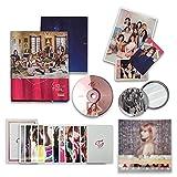 TWICE 4th Mini Album - SIGNAL [ A Ver. ] CD + Photobook + Photocard + Special Photocard + Photo + Pre-Order Benefits Photocard Set / K-pop Sealed