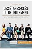 Les étapes-clés du recrutement: Les techniques pour sélectionner le bon candidat (Coaching pro)