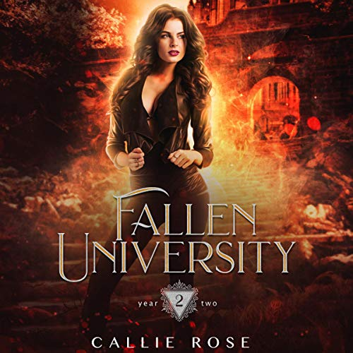 Fallen University: Year Two  By  cover art