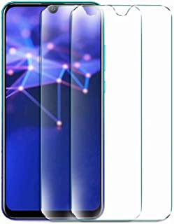 FanTing (2 حزمة) واقي شاشة لنوكيا 7.2، صلابة عالية، غير قابلة للضغط، مقاوم للغبار، سهل التركيب، لنوكيا 7.2 شفاف