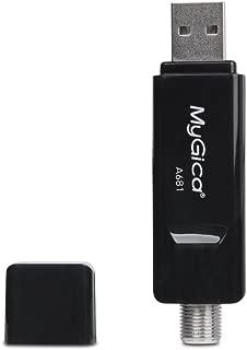 MyGica A681 USB ATSC HDTV Tuner with Mini TV Antenna IR Remote Control (A681 with IR Remote&Antenna)