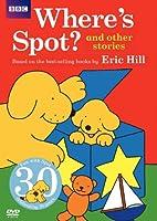 Spot: Where's Spot [DVD]