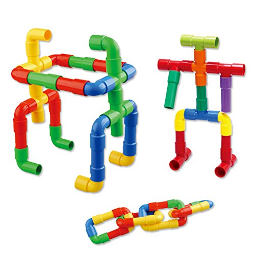 Interlocking Tube Set