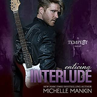 Enticing Interlude audiobook cover art