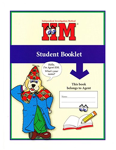 IIM Student Booklet Grades K-5