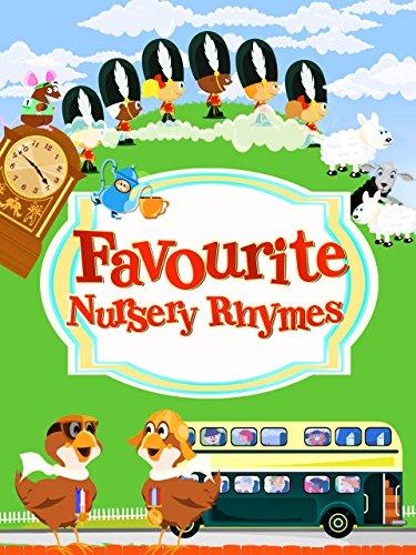 Favourite Nursery Rhymes