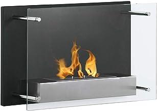 Regal Flame Milan 24 Inch Ventless Wall Mounted Bio Ethanol Fireplace