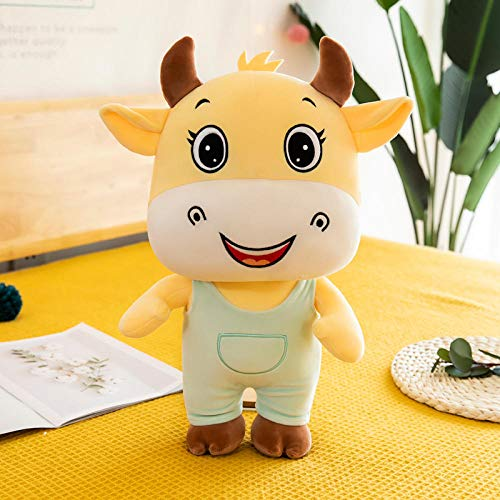 50 cm 40 cm 30 cm carino coppia giocattolo mucca bambola peluche giocattolo bambini giocattolo compleanno cuscino-30 Cm_Boys