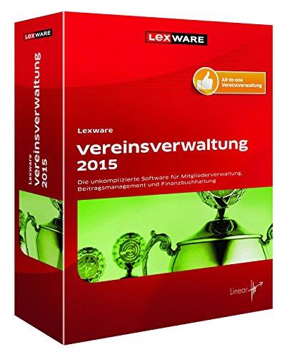 Lexware vereinsverwaltung 2015