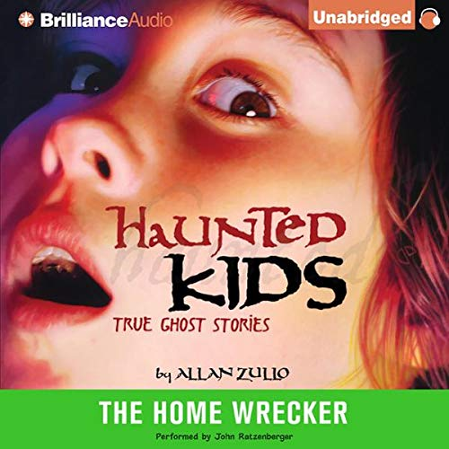 The Home Wrecker audiobook cover art