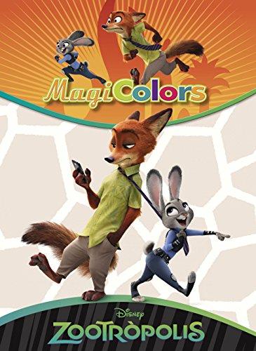 Zootròpolis. Magicolors (Disney)