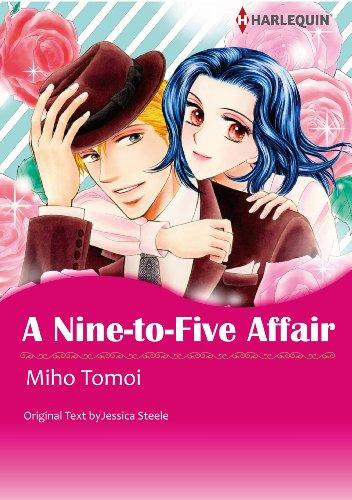 A Nine-To-Five Affair: Harlequin comics (English Edition)