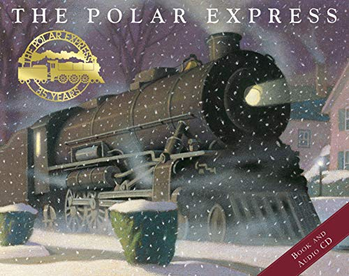 The Polar Express: with Audio CD Read by...